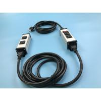 Wholesale Twin Aluminum Shell Workbench Power Strip With 4 Receptacles / Extra Long Cord from china suppliers