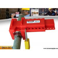 Wholesale Economic Security Ball Valve Lockout  from china suppliers