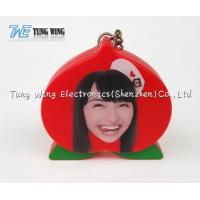 Wholesale Portable OEM Funny Music Keychain Red Convenient On / Off Function from china suppliers