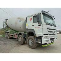 China Howo Brand Used Cement Truck 20 Cubic Lhd 8x4 Diesel 2018 Year for sale