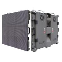 China P6mm 576 x 576mm Indoor LED Screens For Main Screen TV Station 1R1G1B 3000 : 1 on sale