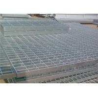 Wholesale Thickness Than 6mm Heavy Duty Steel Grating Galvanized Bar Grating from china suppliers