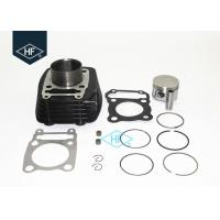 Wholesale Bajaj Pulsar 180 Black Cylinder Block Kit Piston Ring Sets With Cylinder Gaskets from china suppliers
