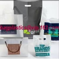 Wholesale Shopping bag, shopper, flexi loop handle, die cut handle, block bottom, string bag, handy from china suppliers