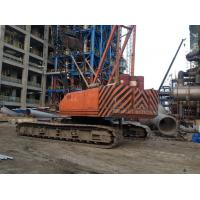 Quality HITACHI KH700-2 150T USED CRAWLER CRANE FOR SALE ORIGINAL JAPAN 150T CRAWLER CRANE SALE for sale