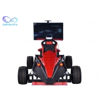 China 9d Motion F1 Racing Car on sale