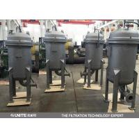 Buy cheap PP pleated multi Cartridge Filter Housing stainless steel precision from wholesalers
