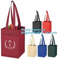 Buy cheap Custom Promotional shopping tote fabric polypropylene laminated pp non woven bag from wholesalers