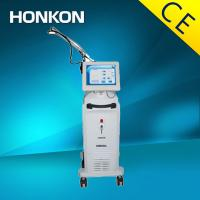 Wholesale Medical RF Excited Co2 Fractional Laser Machine , Freckles Removal Machine from china suppliers