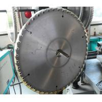 Buy cheap Ferrous metal working single cut 8CrV tungsten carbide tipped saw blade from Wholesalers
