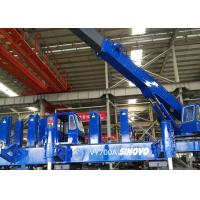 Buy cheap VY700A Hydraulic Static Pile Driver , safety operation pile driving machine from Wholesalers