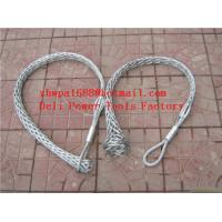 Wholesale Construction work grips  Cable fleeting grips  Cable Socks from china suppliers