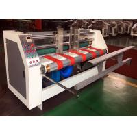 Wholesale Vacuum Adsorption Feeder Paperboard Multi Knives Slitter Scorer Machine from china suppliers