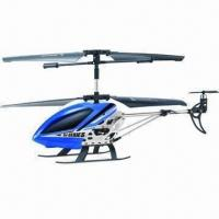 Wholesale 3.5-channel Infrared Ray Alloy RC Helicopter with GYRO and Light from china suppliers