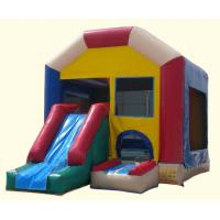 Buy cheap 3n1 Combo Inflatble Playhouse Slide from wholesalers
