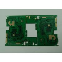 Wholesale BGA Multilayer PCB Board with Stamp Holes / Vias , 6 Layer PWB from china suppliers