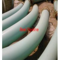 China AWWA C213 DIN 30678 Polythylene Coating Pipe / Anti Corrosion Steel Pipe on sale