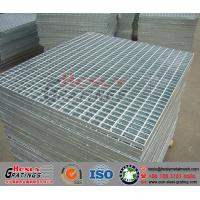 Buy cheap Hot Dipped Galvanized Steel Grating from wholesalers