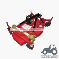 Wholesale 5FM 3-Point hitch finishing mower 5ft from china suppliers
