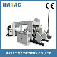 China Trade Mark Slitting Rewinding Machine Supplier,Precision Silicone Paper Slitter and Rewinder,Adhesive Label Cutting on sale