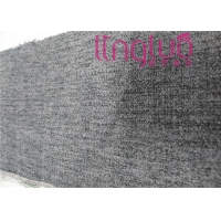 China Brushed Breathable Hometextile 150GSM Imitation Linen Fabric on sale