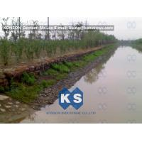 Wholesale Woven Welded PVC Coated Gabion Box / Gabion Basket / Gabions For Coastal from china suppliers