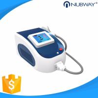 Wholesale Semi-conductor+Sapphire+Microchannel 808nm diode laser hair removal machine from china suppliers