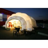 Wholesale Pneumatic Gallery Inflatable Tent Comercial Lighting Inflatable Garden Tent For Event from china suppliers