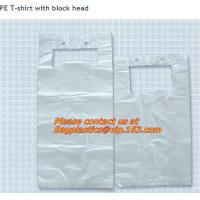 Wholesale Epi biodegradeable colored draw string plastic garbage bags, trash bags, refuse sacks, bin from china suppliers