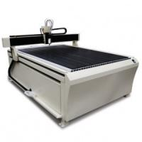 China High Accuracy CNC Metal Engraving Machine Easy Operate For Copper Stamps on sale