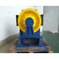 Buy cheap 1150kg,1.75m/s Permanent Magnet Synchronous Geared planet traction machines from wholesalers