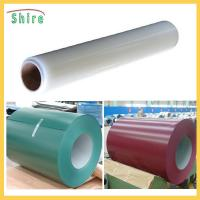 China Colored Aluminum Sheet Protective Film PE Adhesive Tape Water Resistant on sale