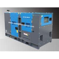 Buy cheap Silent Type 100kva Cummins 80kw Diesel Generator Three Phase Four Stroke from wholesalers