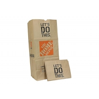 China Open Mouth 300x400x900mm Paper Lawn And Refuse Multiwall Kraft Paper Bags on sale
