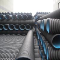 Quality hdpe pipe suppliers/HDPE double wall Corrugated Pipe/double-wall corrugated pipe for sale