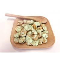 Wholesale Wasabi Flavor Cooated Fried Broad Beans Snack With Kosher Certificate from china suppliers