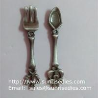 Wholesale China Metal Souvenir Spoon for Craft Gift, wholesale customized metal crafts spoons from china suppliers