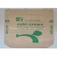 Buy cheap Recyclable Kraft Paper Charcoal Packaging Bags For All Natural Hardwood Briquets from wholesalers