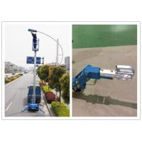 Quality 6 Meter Vertical One Man Lift Trailer Type Hydraulic Aerial Work Platform for sale