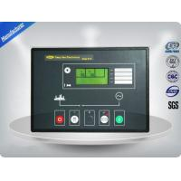 Automatic Diesel Generator Controller IP55 Gasket 88mm x 76mm x 44mm for sale