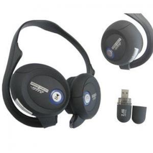 Professional 2.4G Wireless Headphone Speaker