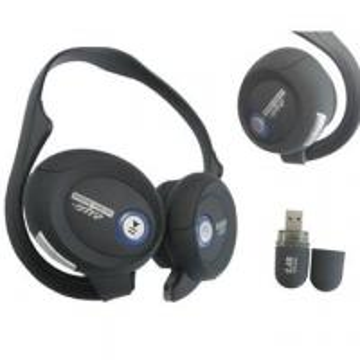 Quality Professional 2.4G Wireless Headphone Speaker for sale