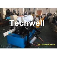 Wholesale 120mm Diameter Roller Shutter Forming Machine With Hydraulic Cutting TW-RSD85 from china suppliers