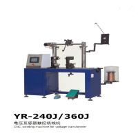 Buy cheap YR-240J potential transformer coil wind machine potential transformer toroidal winding machine from wholesalers