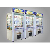 Wholesale Original Colorful Prize Game Machine For Game Center , Crane Grabber Machine from china suppliers