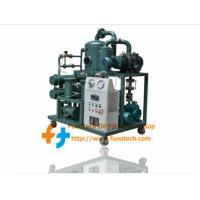 Wholesale Series ZYD-EX Explosion-proof type Double-stage Vacuum Oil Filtration Machine, Oil filtering, Oil filtration, from china suppliers