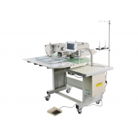 Wholesale 12.7mm Length 3020 220V  Single Needle Computerized Pattern Sewing Machine from china suppliers