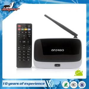 China quad core tv box RK3188 MK888 CS918 tv box HD/Bluetooth/Wifi antenna android quad core tv box CS918 on sale