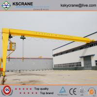 BMH Model Hook Gantry Crane With One Side for sale