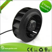 Wholesale AC Centrifugal Fan Blower , Compact Industrial Ventilation Fans With External Rotor Motor from china suppliers